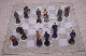Civil War Chess Set