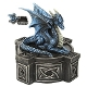Blue Dragon Celtic Box
