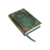 Miniature Green Spell Book