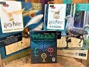 Build Your Own Snitch & Buckbeak and Play Wizard